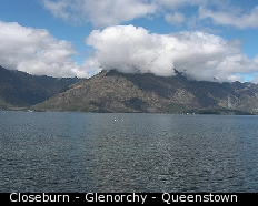 Closeburn - Glenorchy - Queenstown