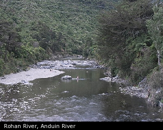 Rohan River, Anduin River