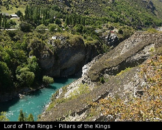 Lord of The Rings - Pillars of the Kings