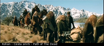 Rohan - Cesta smrti - Path of The Dead
